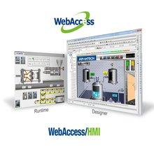 <b>人機介面軟體</b><li>WebAccess/HMI V2.1 1500 tags S/W license